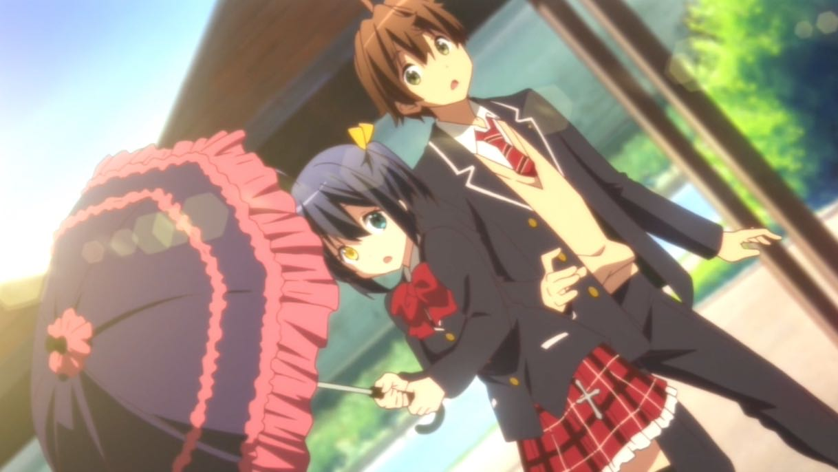 ~Love, Chunibyo & Other Delusions! -Heart Throb- – Vol. 1 ~ Bluray Test / Review