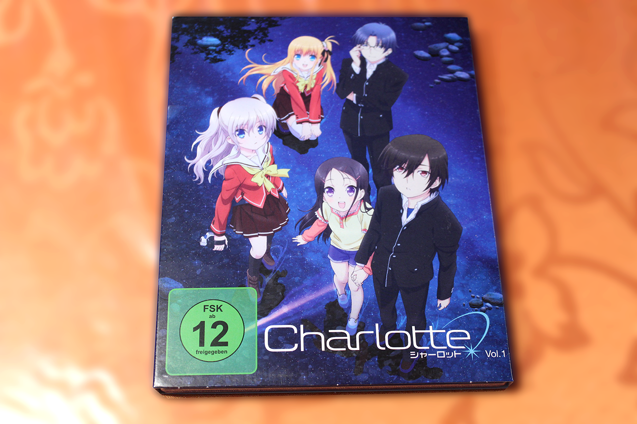 ~Charlotte – Vol. 1 ~ Bluray Test / Review