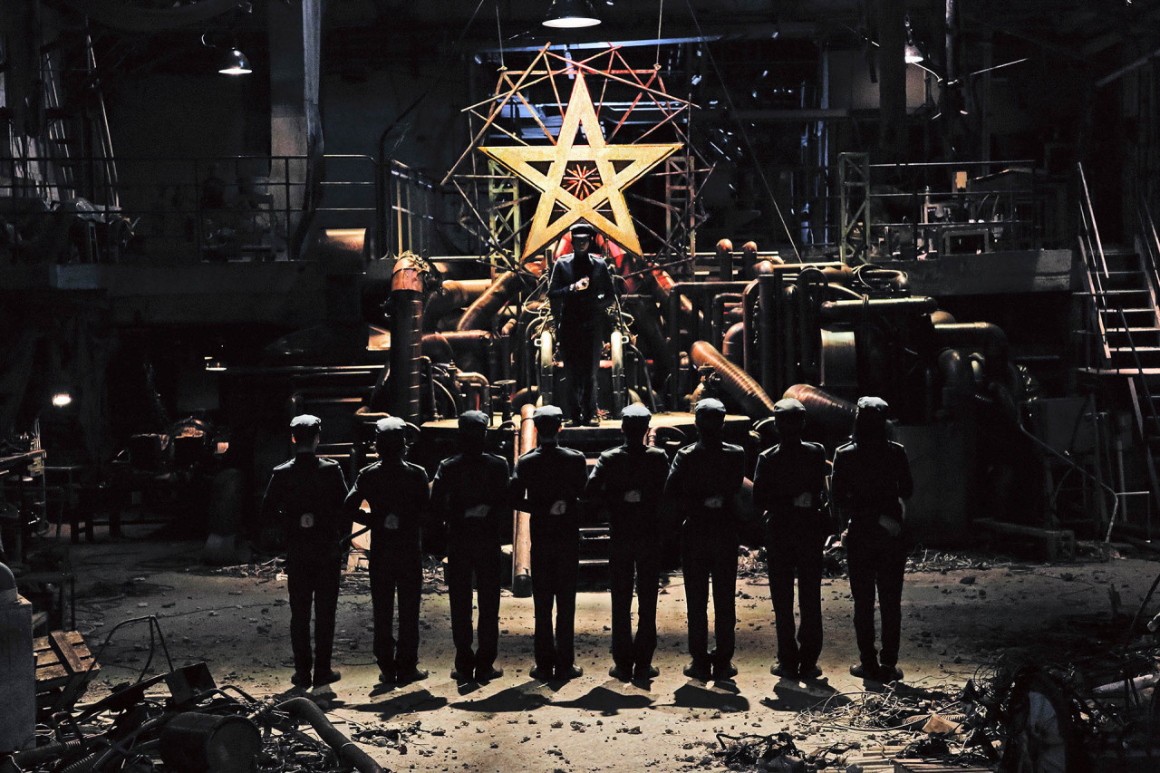 Litchi Hikari Club – Live Action Movie ~ DVD Test / Review