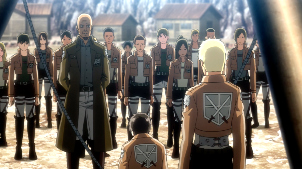 ~ Attack On Titan – Vol. 1 ~ Bluray Test / Review