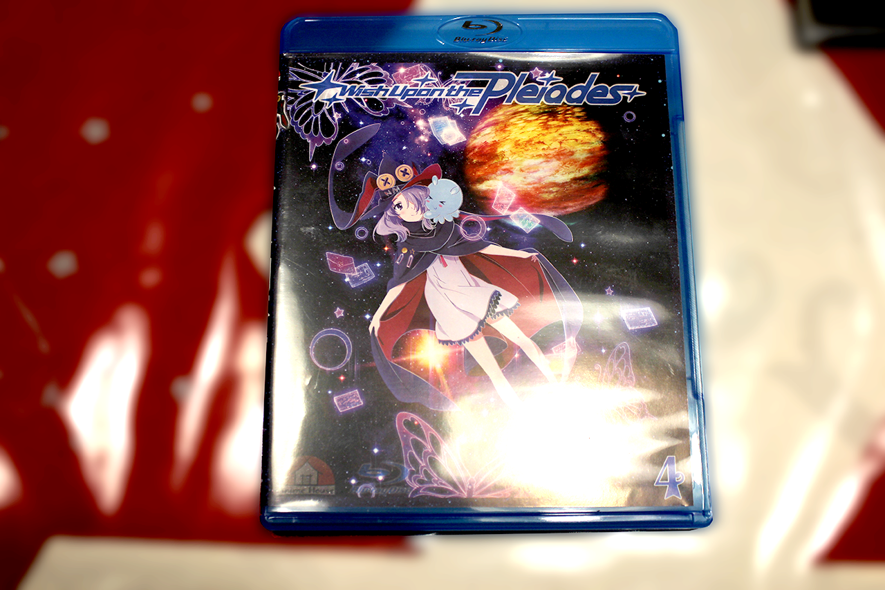 ~ Wish Upon the Pleiades – Vol. 4 ~ Bluray Test / Review