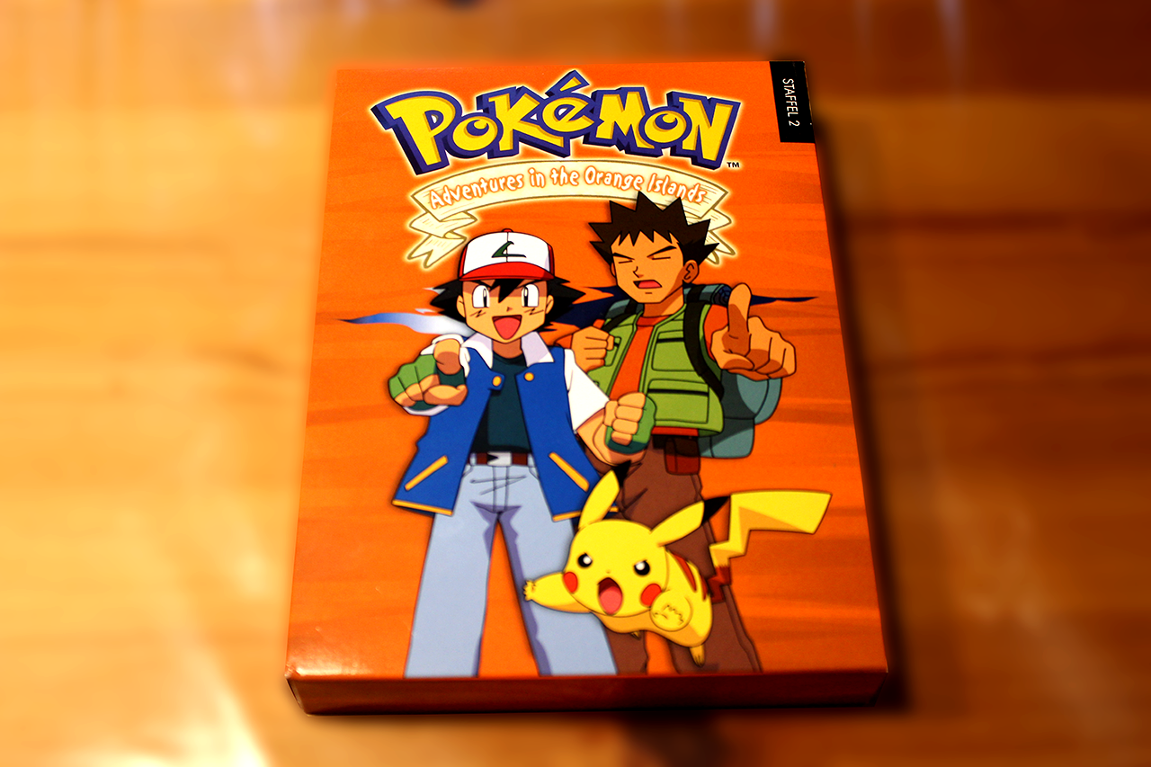 ~ Pokemon Staffel 2: Adventure in the Orange Islands ~ DVD Test / Review