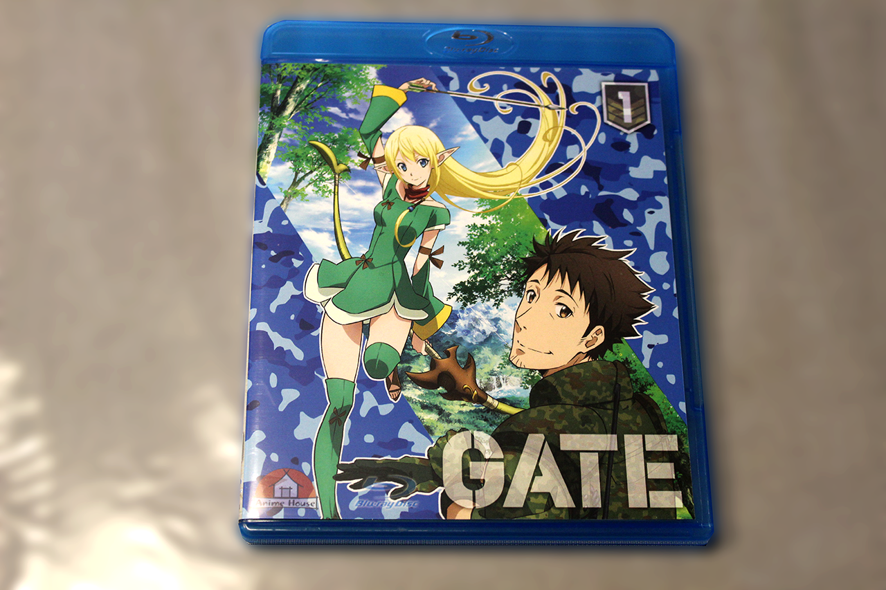 ~ Gate – Vol.1 ~ DVD Test / Review