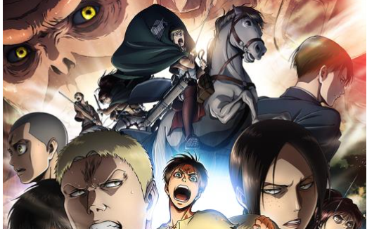 Attack on Titan: Season 2 – Start auf Anime on Demand