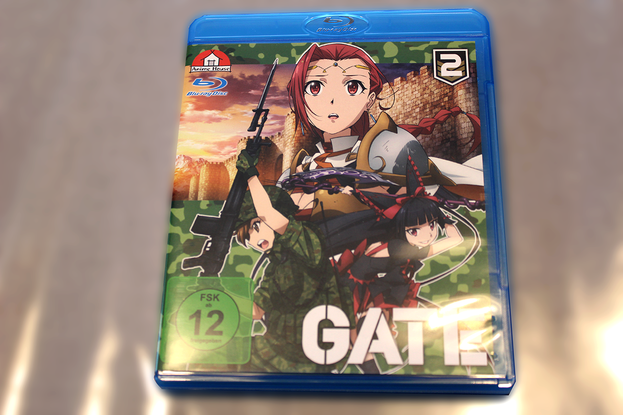~ Gate – Vol.2 ~ DVD Test / Review