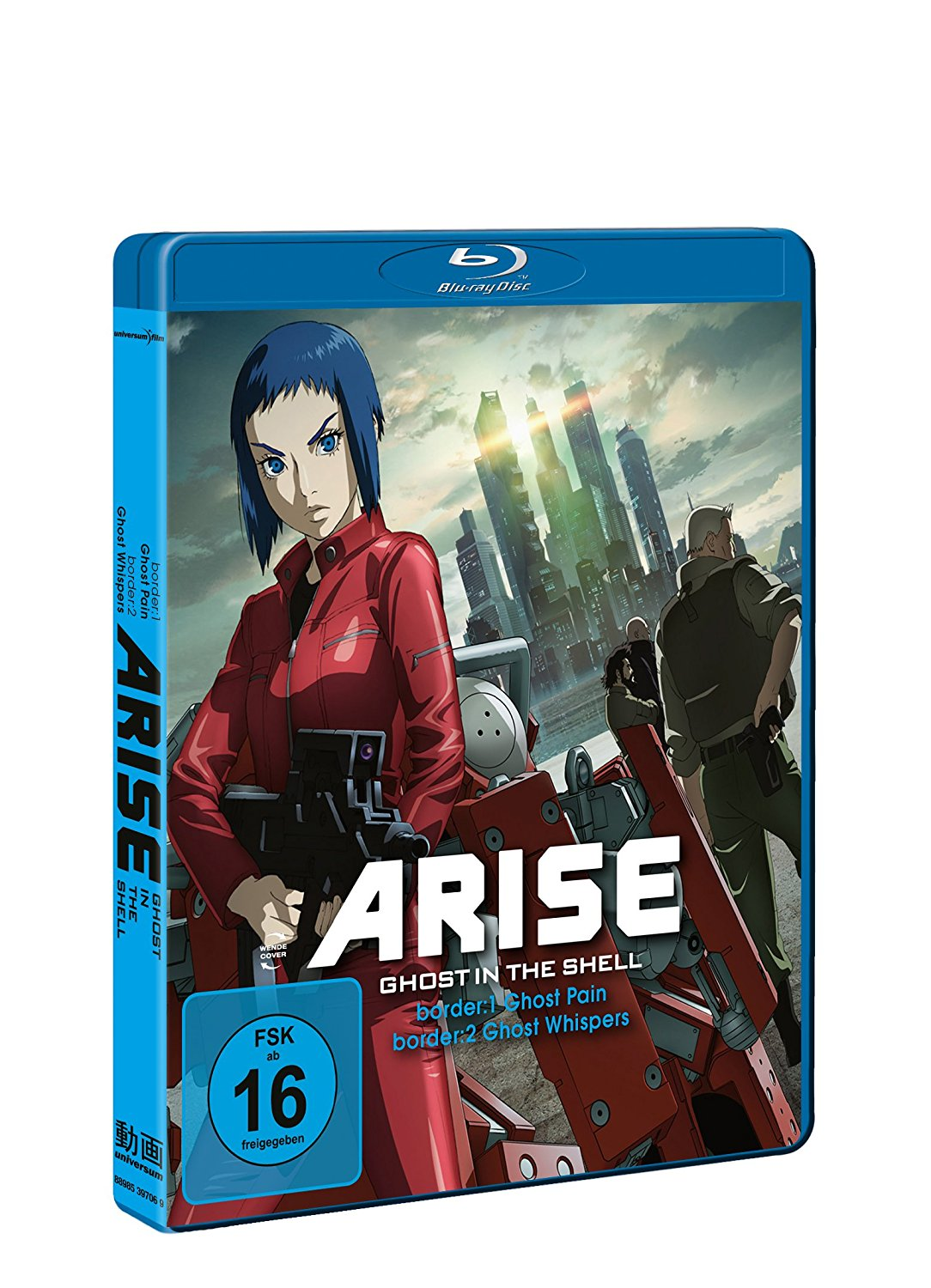 ghost in the shell arise border 1 review 2018 dodge reviews
