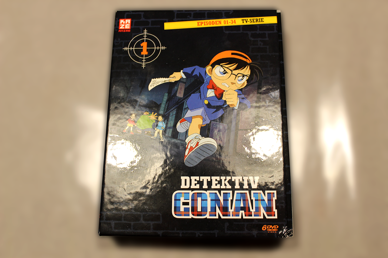 Detektiv Conan – Die TV Serie Box 1 ~ Test / Review