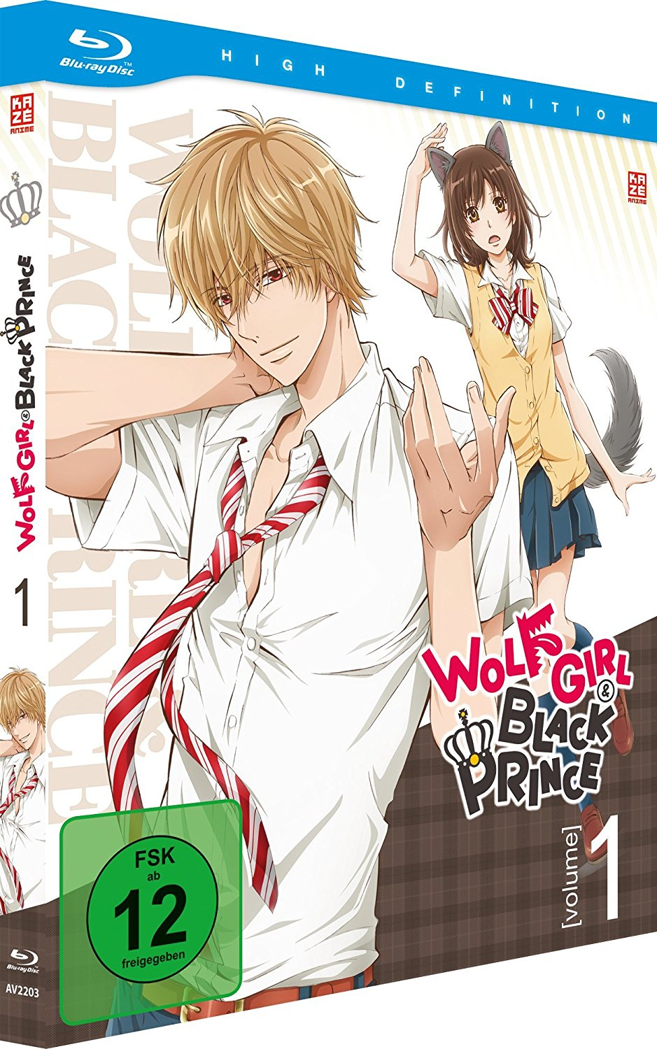 Wolf Girl & Black Prince – Vol.1 ~ Test / Review