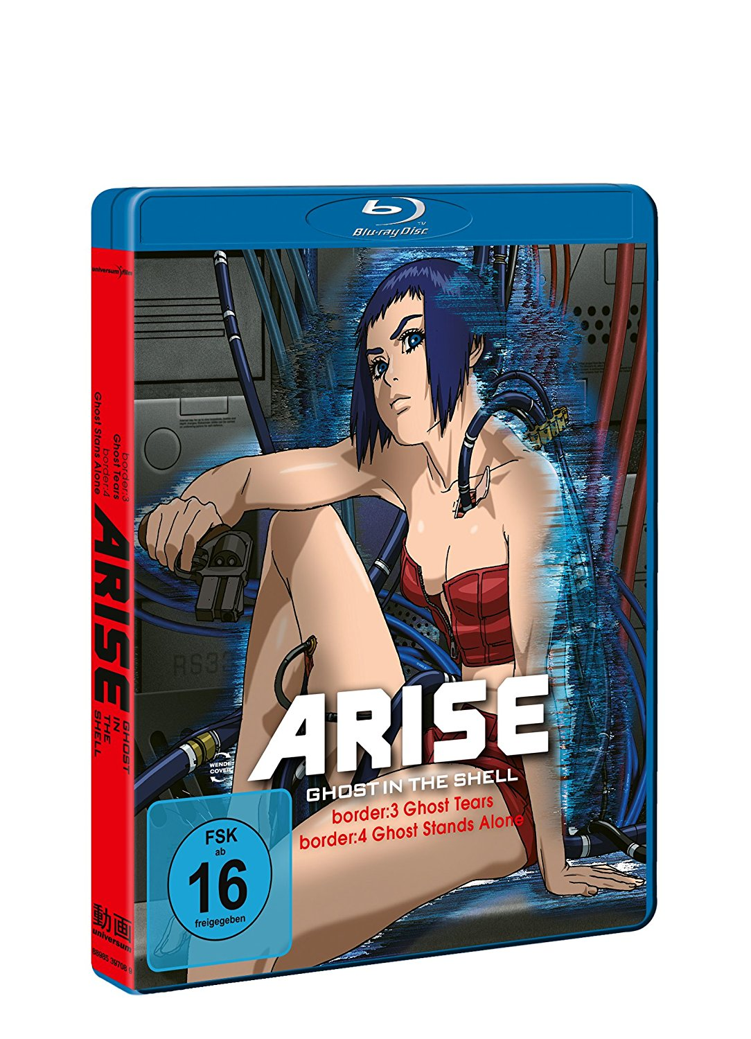 Ghost in the Shell - ARISE-border-3-4-Test-Review-DVD-Bluray-Trailer01