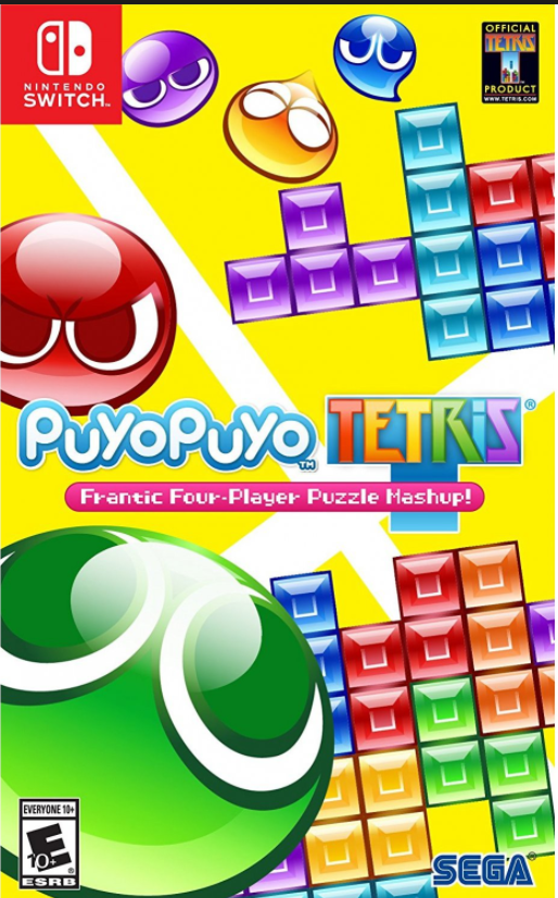 Puyo Puyo Tetris – Nintendo Switch Test / Review