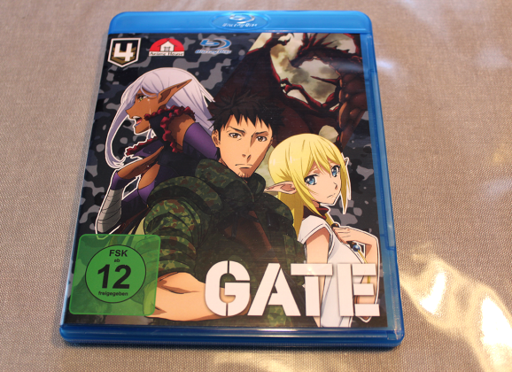 Gate – Vol.4 ~ Bluray Test / Review