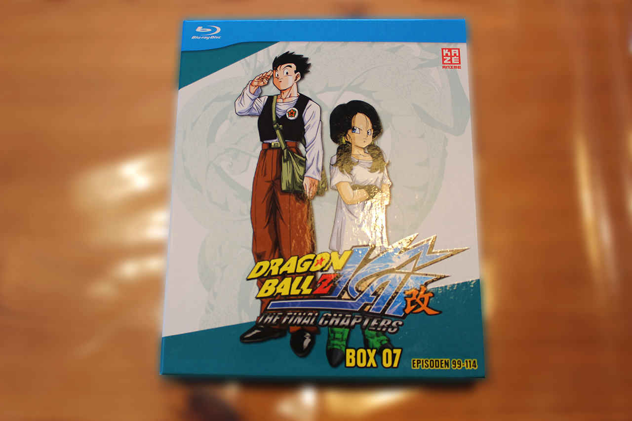 Dragonball Z: Kai – Box 7 ~ Bluray Test / Review