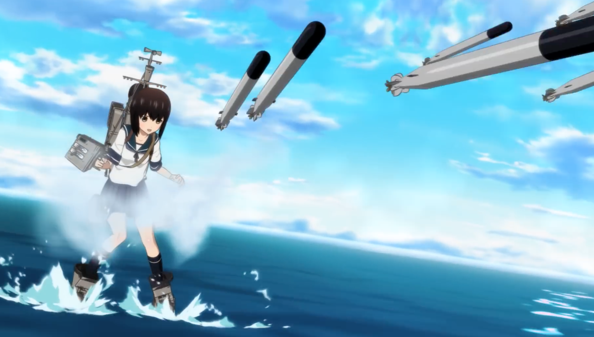Kancolle-Kantai-Collection-Bluray-DVD-Test-Vol-1-Review-02