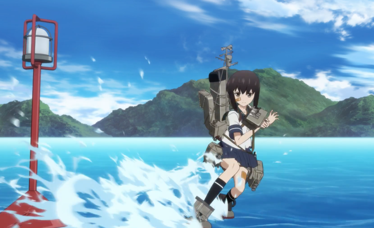 Kancolle-Kantai-Collection-Bluray-DVD-Test-Vol-1-Review-06