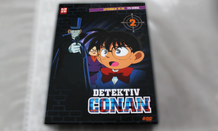 Detektiv Conan – Box 2 ~ DVD Test / Review