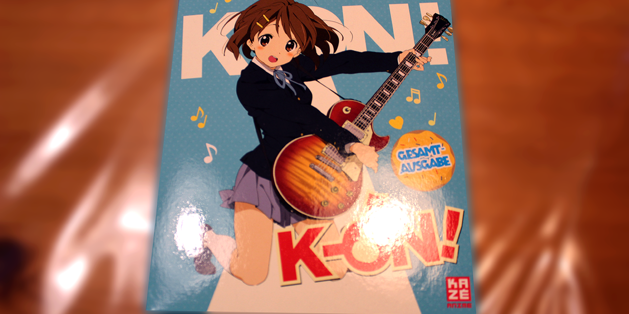 K-On! – Gesamtausgabe ~ Bluray Test / Review