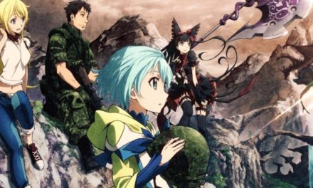 Gate – Vol.5 ~ Bluray Test / Review