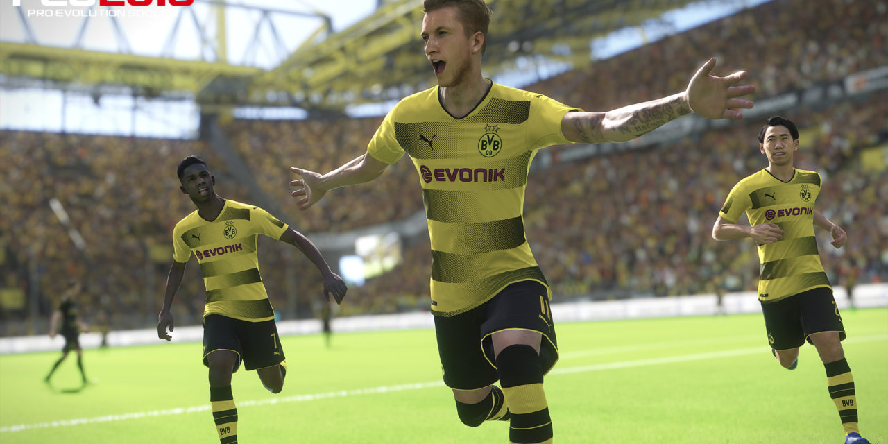 Pro Evolution Soccer 2018 – PS4 Test / Review