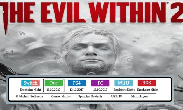The Evil Within 2 – Xbox One Test / Review