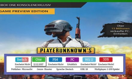 PlayerUnknown's Battlegrounds – Xbox One Test / Review