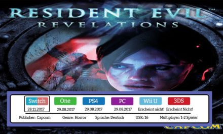 Resident Evil Revelations – Xbox One Test / Review
