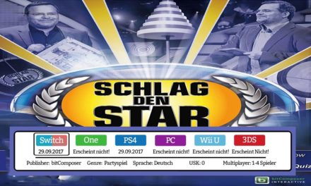 Schlag den Star – Nintendo Switch Test / Review