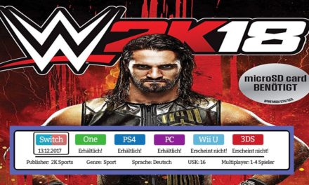 WWE 2k18 – Nintendo Switch Test / Review