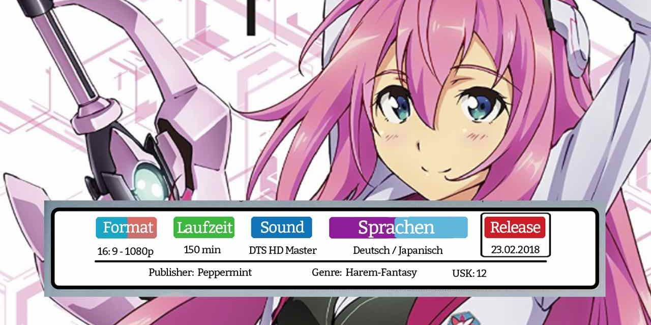The Asterisk War – Vol.1 ~ DVD Test / Review