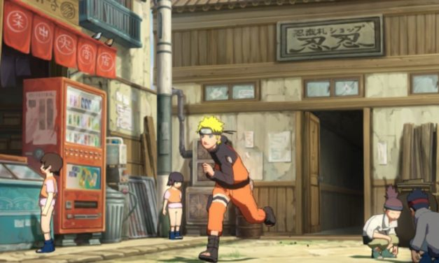 Naruto Shippuden Ultimate Ninja Storm Trilogy – Nintendo Switch Test / Review