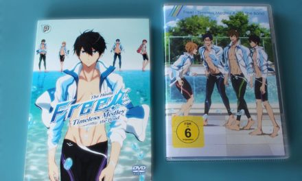 Free! – Timeless Medley #01: The Bond ~ DVD Test / Review
