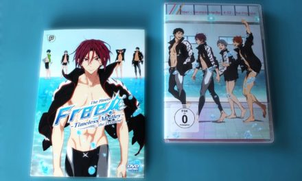 Free! – Timeless Medley #02: The Promise ~ DVD Test / Review