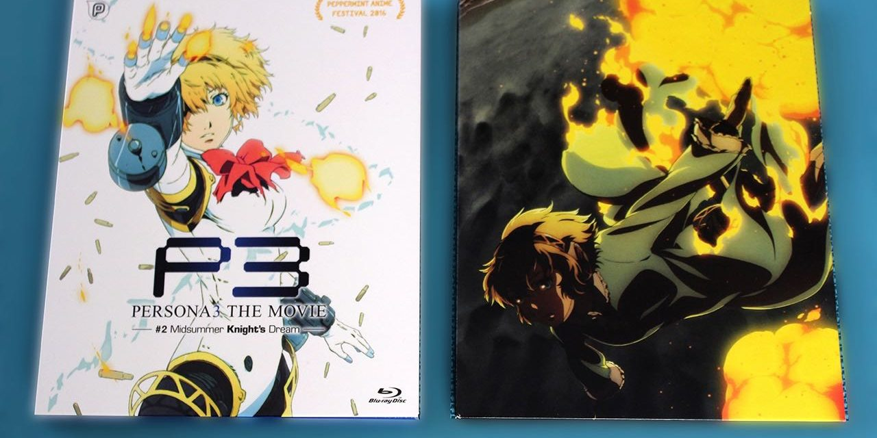 Persona 3 – The Movie #02: Midsummer Knight's Dream ~ Bluray Test / Review