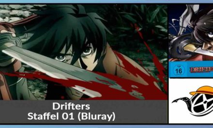 Drifters – Battle In A Brand-New World War ~ Bluray Test / Review