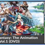 Granblue Fantasy: The Animation – Vol.1 ~ DVD Test / Review