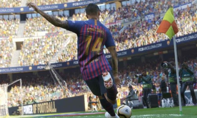 Pro Evolution Soccer 2019 – PS4 Test / Review
