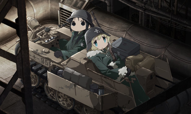 Girl's Last Tour ~ Bluray Test / Review