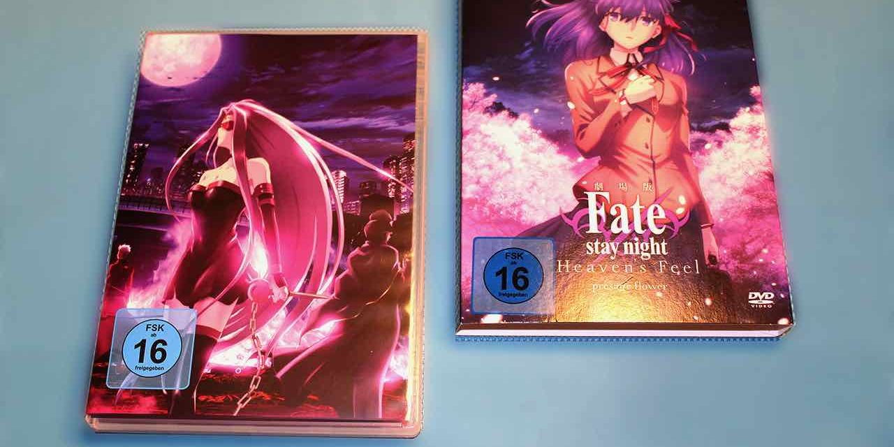 Fate/stay night Heaven´s Feel I. Presage Flower ~ DVD Test / Review