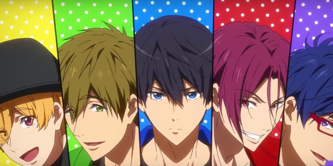 Free! Dive to the Future – Vol.1 ~ DVD Test / Review