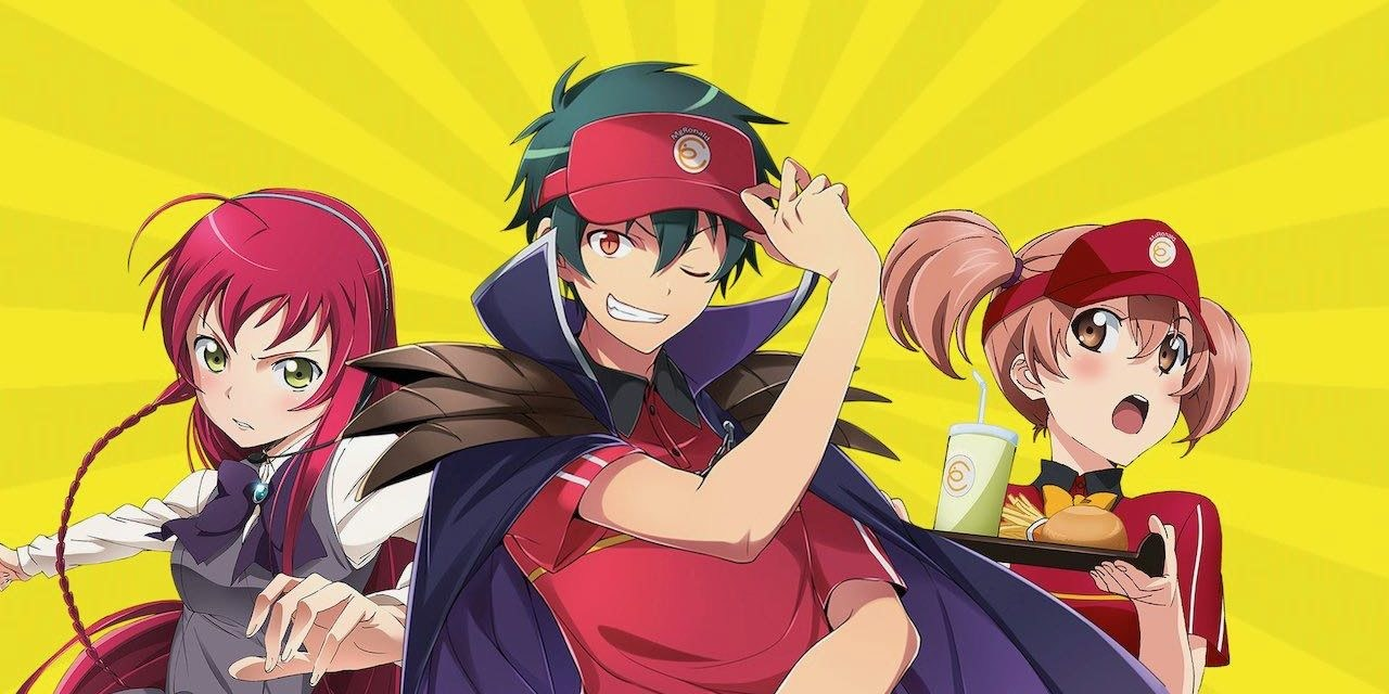 The Devil is a Part-Timer! – Gourmet Spinoff!