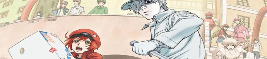 Cells At Work – Vol.1 ~ DVD Test / Review