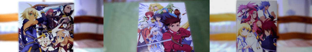 Ausgepackt / Box Vorstellung – Tales of Symphonia: Chronicles HD LE